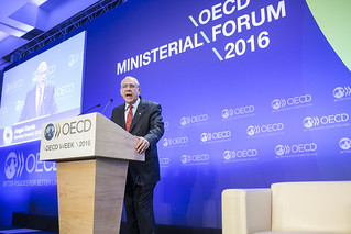 OECD 2016 Forum: Opening Session of the OECD