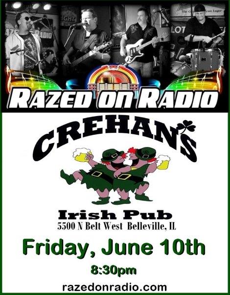 Razed On Radio 6-10-16
