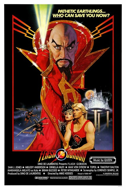 (1980) Flash Gordon
