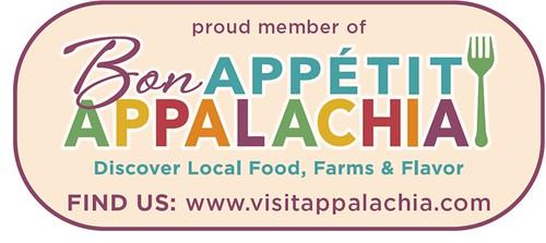 Bon Appetit, Appalachia logo