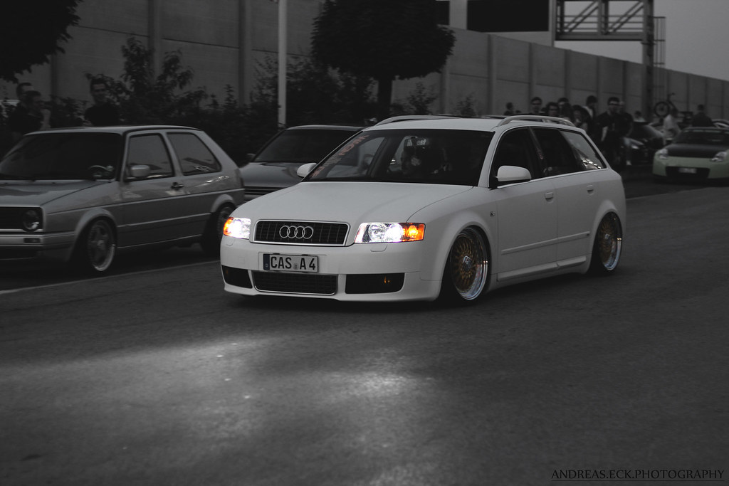 Audi A4 B6 Avant Clean Amp Low On Bbs Andreas Eck Flickr