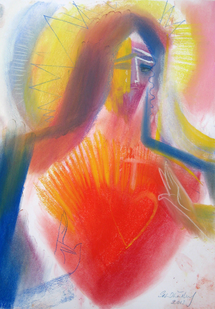 jesus sacred heart of love 2013 by stephen b whatley