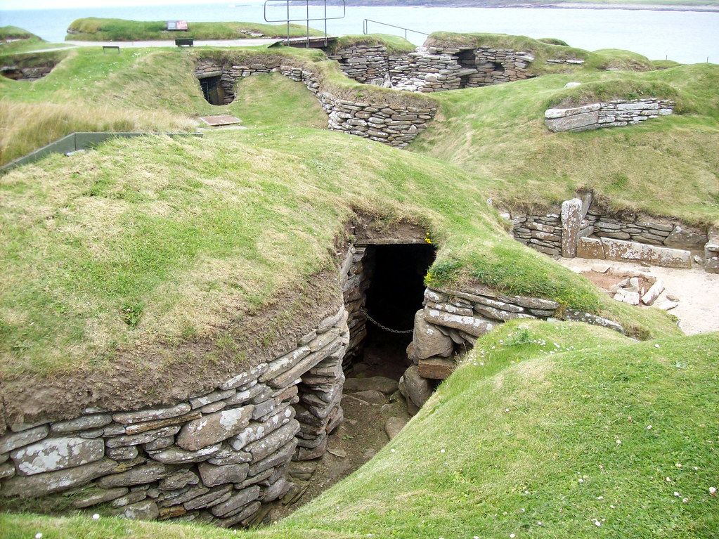 how to get to skara brae from inverness