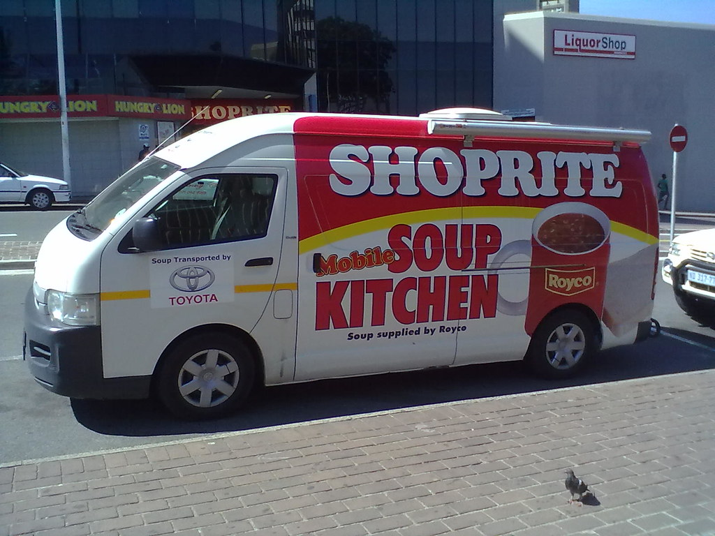 Soup Kitchen Durban