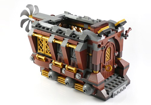 70810 MetalBeard's Sea Cow 405
