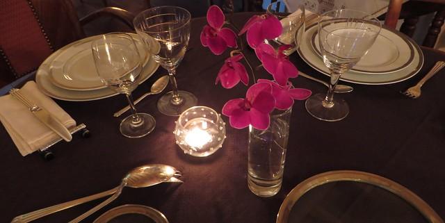 A la maison la table est mise bosdarros b arn france flickr photo sharing - Comment mettre la table en france ...