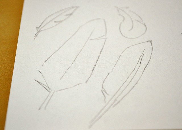 Feather Drafts