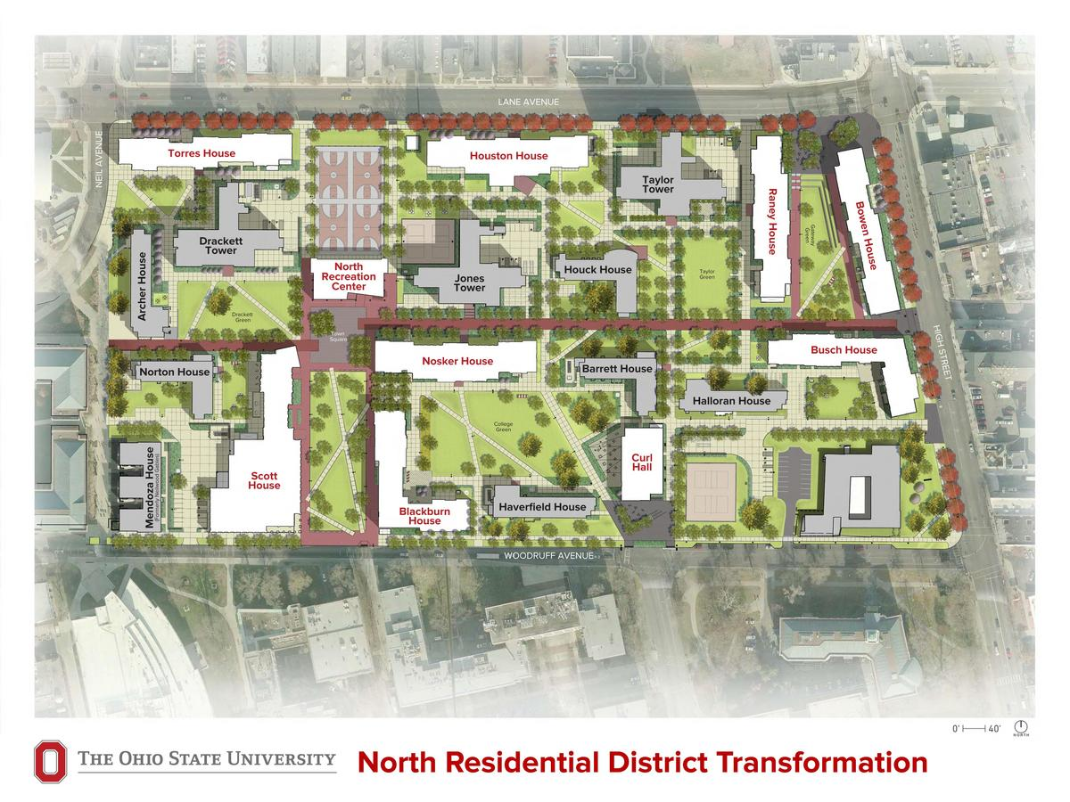 Columbus osu university area developments and news for 13th floor augusta tower