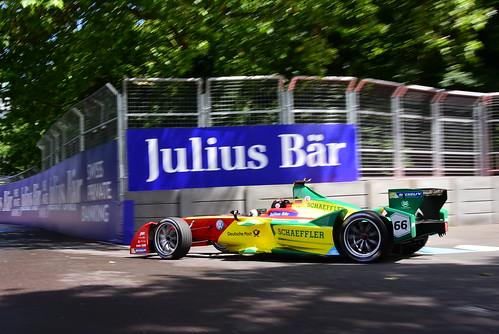 Daniel Abt, ABT Schaeffler Audi Sport, FIA Formula E Championship, London 2016