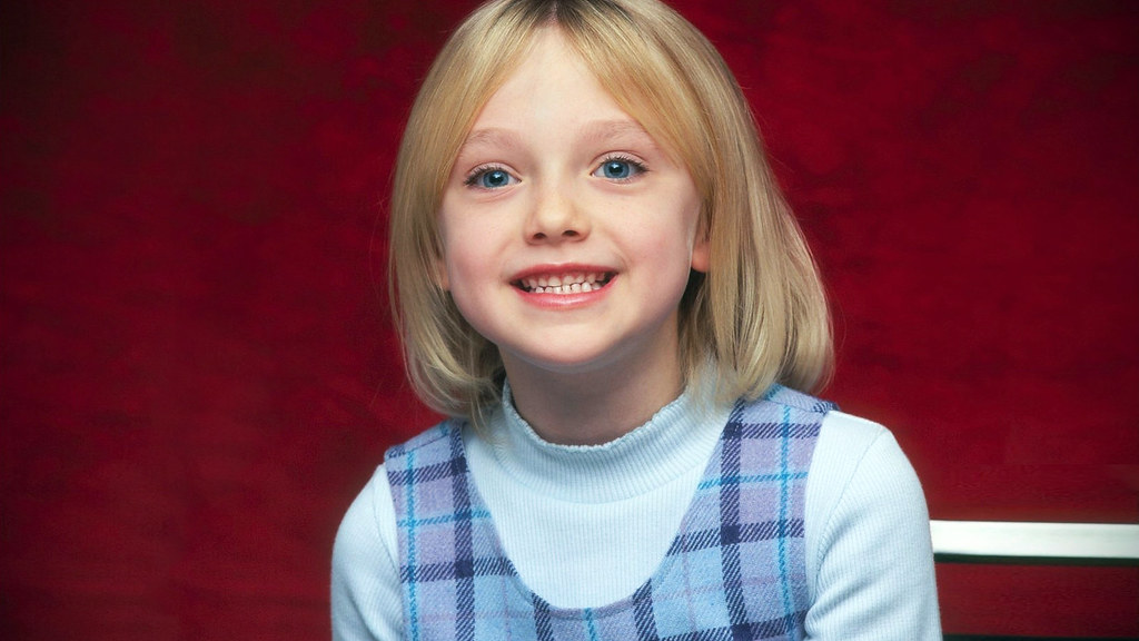 2001.12-I am Sam Press (7) | Dakota Fanning HD Wallpaper ... I Am Sam Dakota Fanning