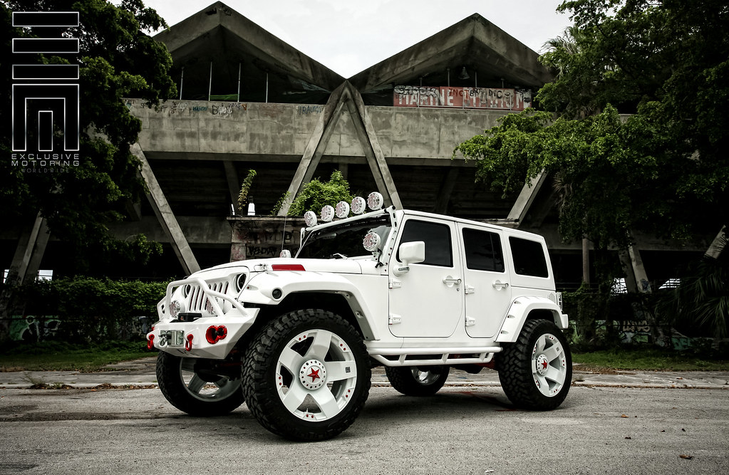 Exclusive Motoring Jeep Wrangler Jeep Wrangler With