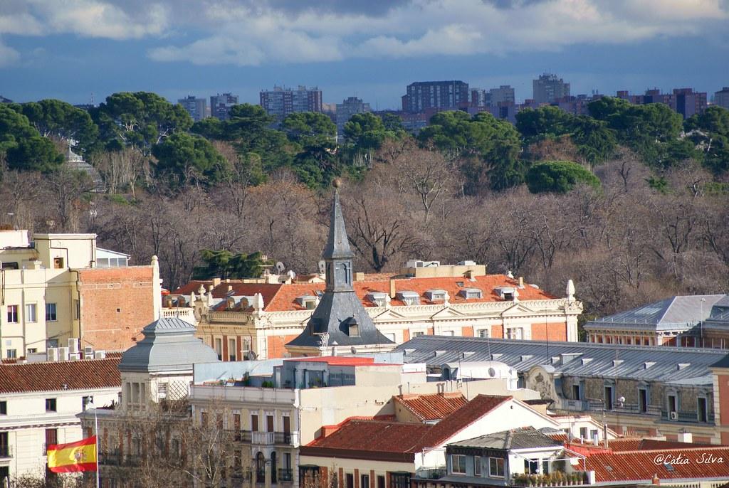 Madrid Azotea Circulo De Bellas Artes 4 Sony Dsc