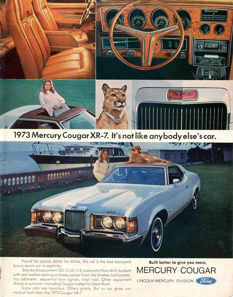 Cougar ads