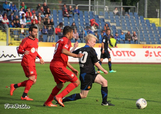 Bayer 04 Leverkusen kommt nach Koblenz 14007441517_e5b329fdc0_z