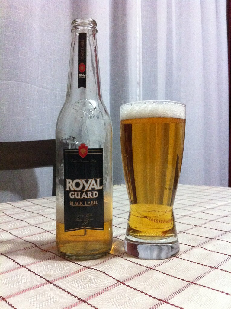 Black Royal Royal Guard Black Label