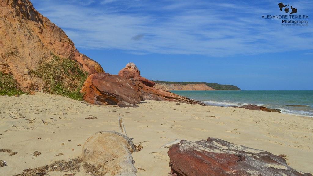 Praia do Gunga.