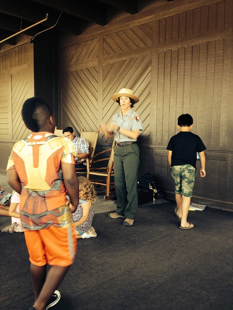 grand canyon junior park ranger