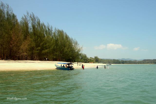 Tanjung Rhu Beach Langkawi Malaysia