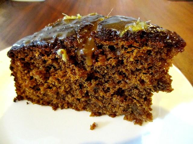 China House ginger cake