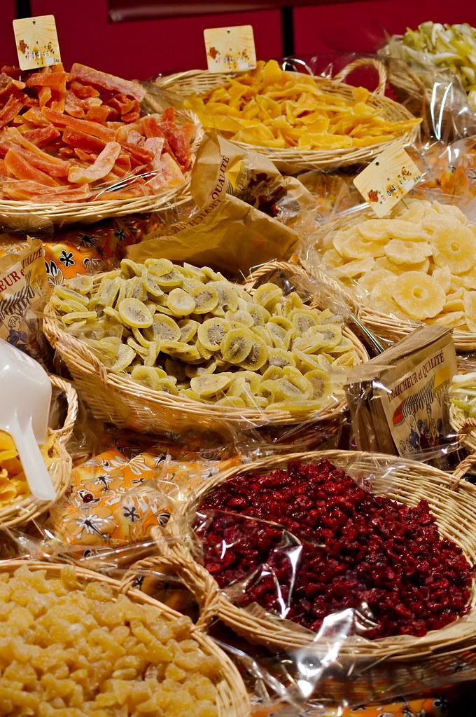 Fruits confis fruits confis en vente sur le salon de l for Salon de l etotisme