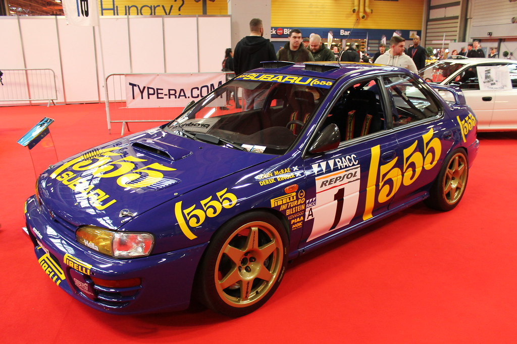 Rally cars for sale : – Rally cars, parts - Subaru impreza Group A ...