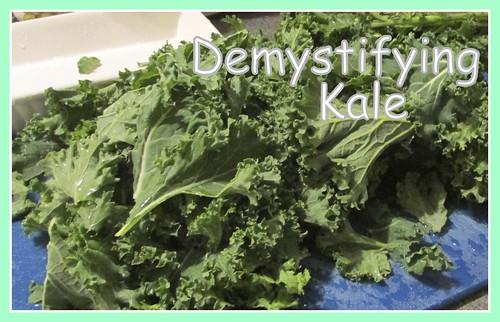 Demystifying Kale