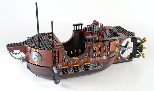 70810 MetalBeard's Sea Cow 307