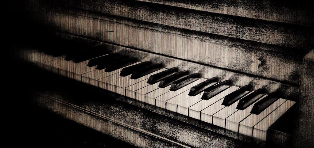 vintage piano jack mallon flickr. Black Bedroom Furniture Sets. Home Design Ideas