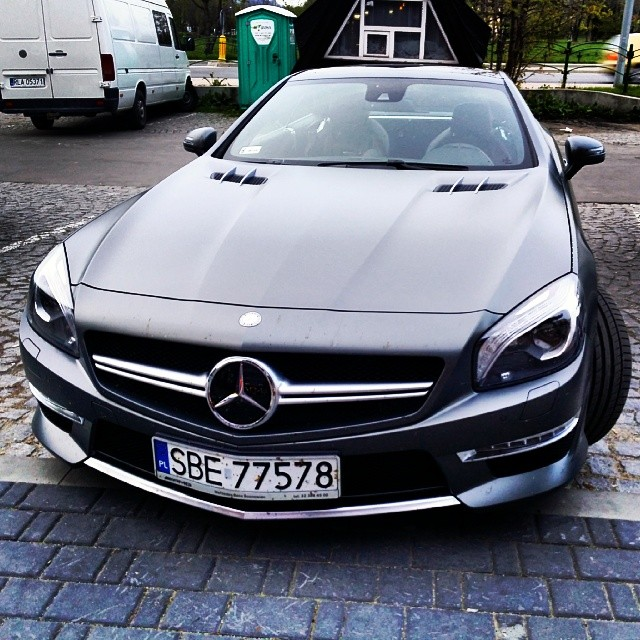 Mercedes benz sl63 amg v8 biturbo zakopane polska fallow m for Mercedes benz s63 amg biturbo