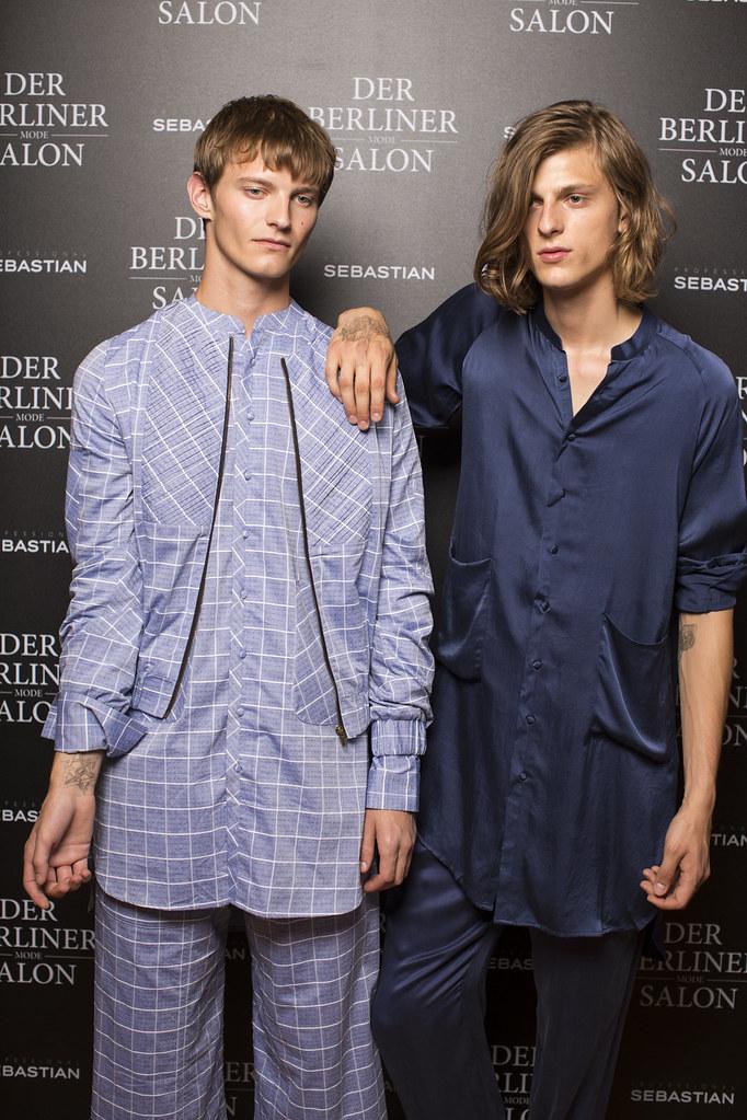 SEBASTIAN - Der Berliner Modesalon 2016