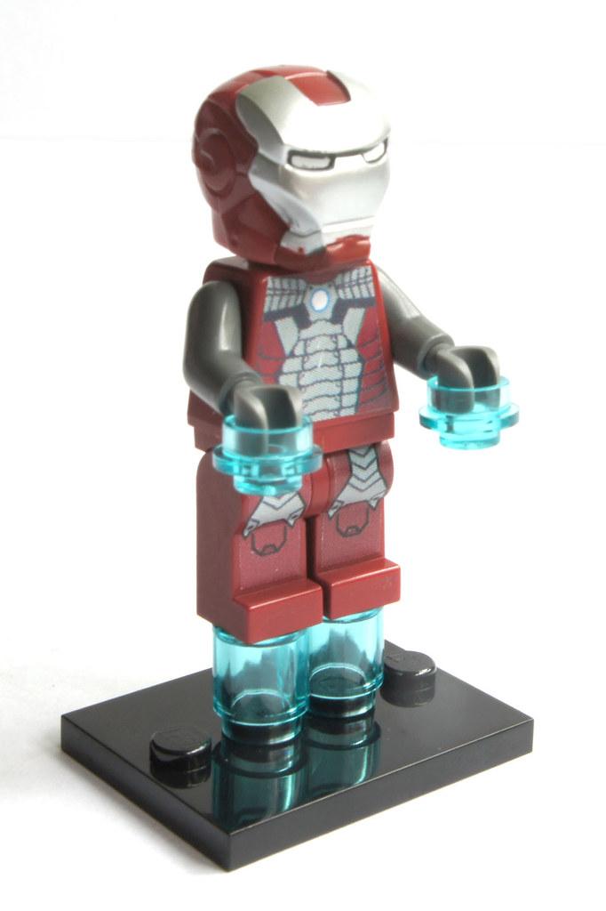lego iron man mark 34 - photo #21