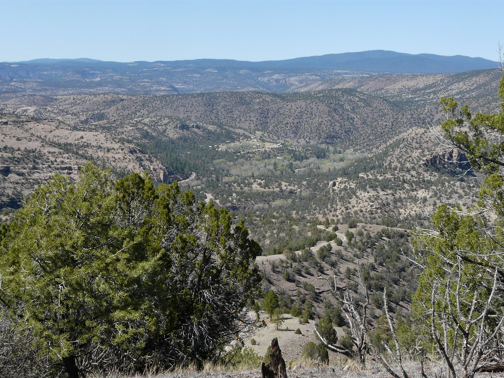 Gila Hot Springs Valley | Gila National Forest, New Mexico ...