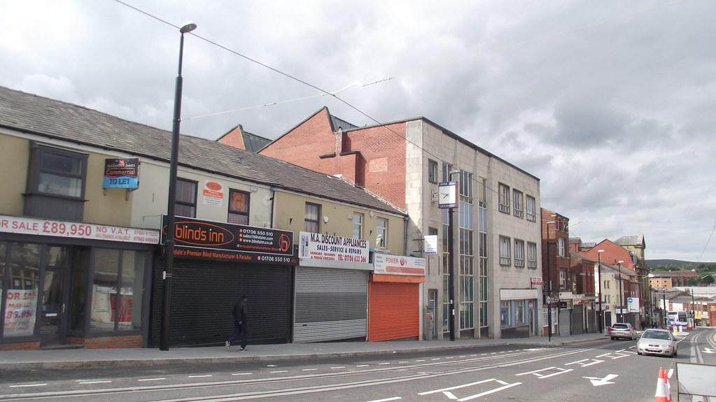 Commercial Property For Sale Drake Street Rochdale