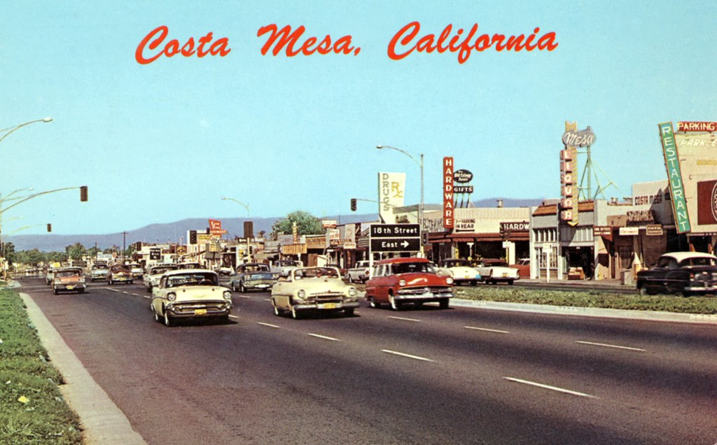 Santa Mesa California Car Company