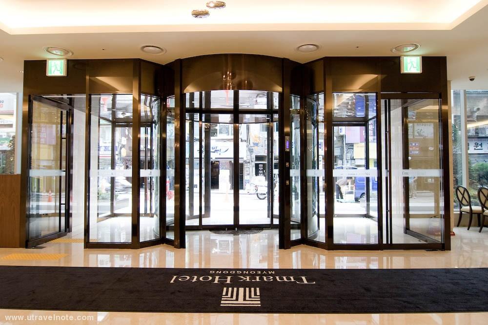 ソウルのホテル:ティーマークホテル明洞