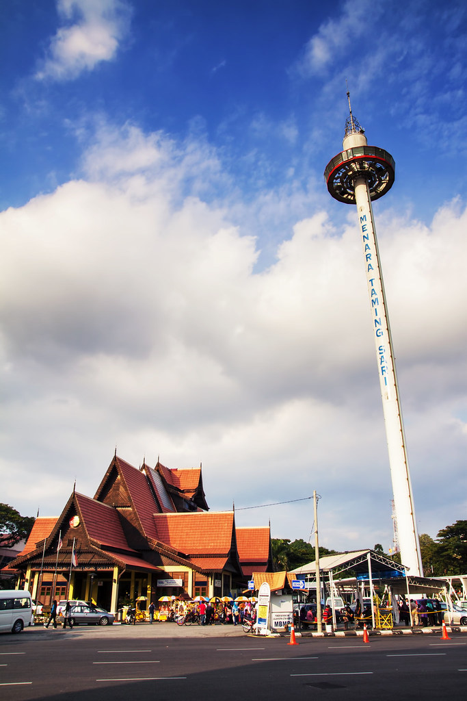 Image result for Menara Taming Sari