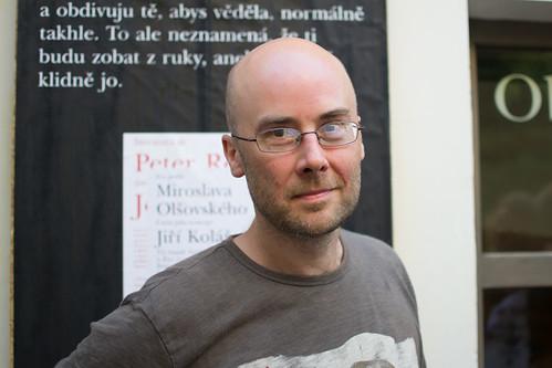 2016 06 14 Miroslav Olšovský – čtení jako koncept