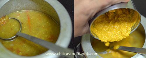 How to make idli sambar