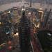 Pudong bird view