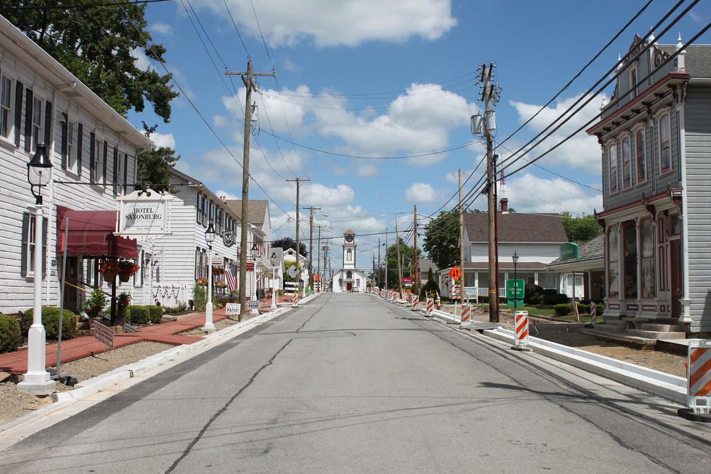 Main Street Saxonburg Pa Joseph Flickr