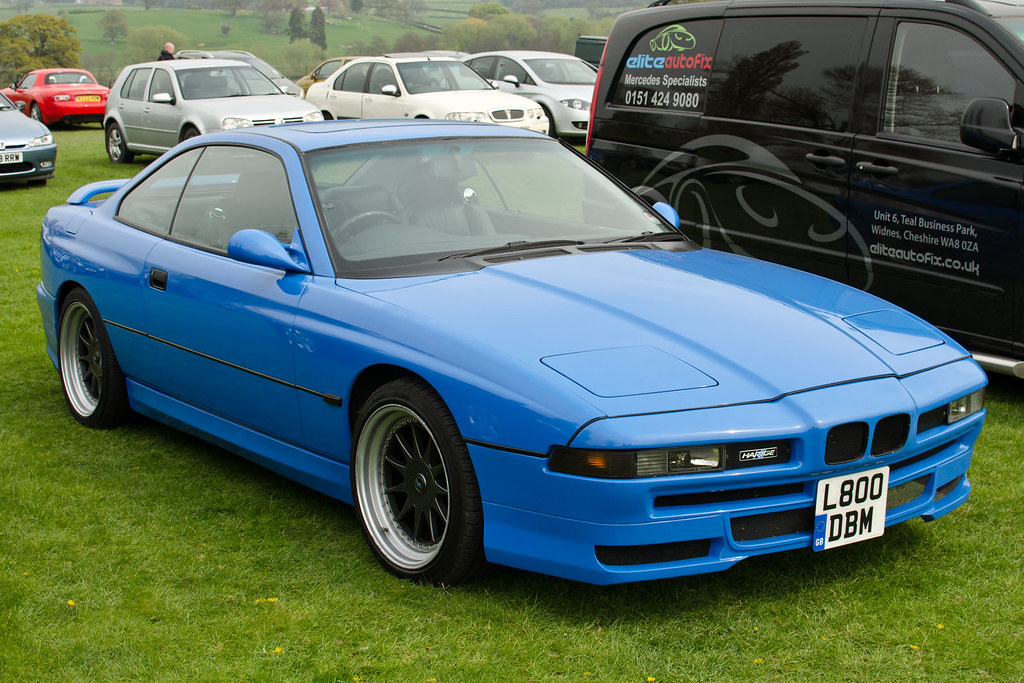 Bmw 850 Ci Hartge 1994 St Asaph Classic Car Show 20 04 2 Flickr