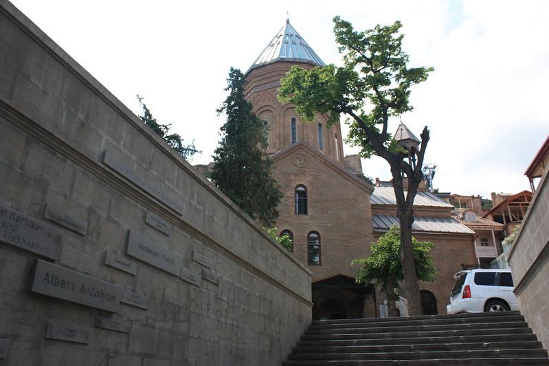 Тбилиси,храмы