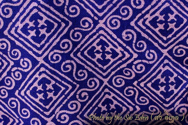 ผ้าพื้นบ้าน ผ้าไทย ผ้าถุง ผ้าซิ่น น่าน