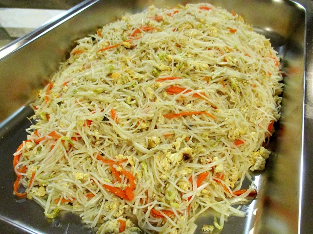 Flavours Thai Kitchen fried bihun
