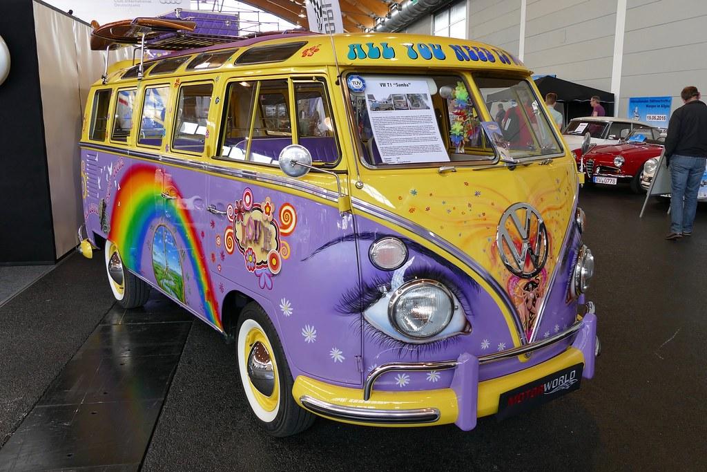 vw bus t1 samba hippie bus bulli roli b flickr. Black Bedroom Furniture Sets. Home Design Ideas
