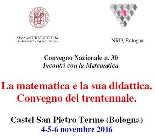 La matematica e la sua didattica