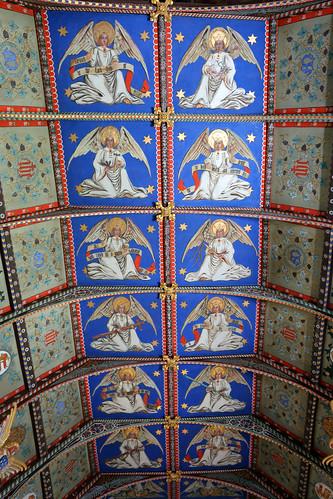 St Mary, Huntingfield, Suffolk