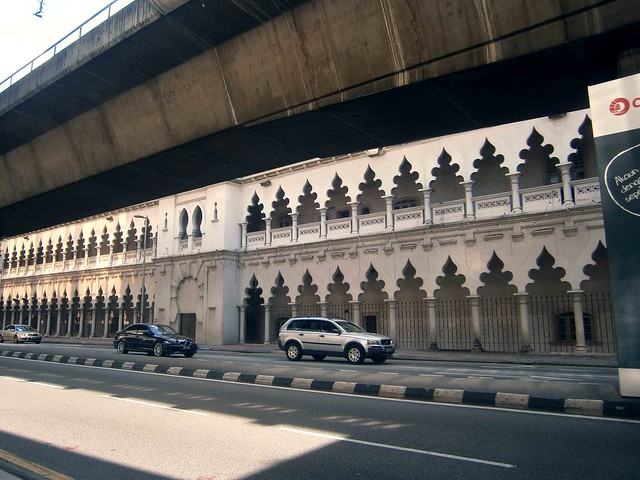 Islamic Arches In KL