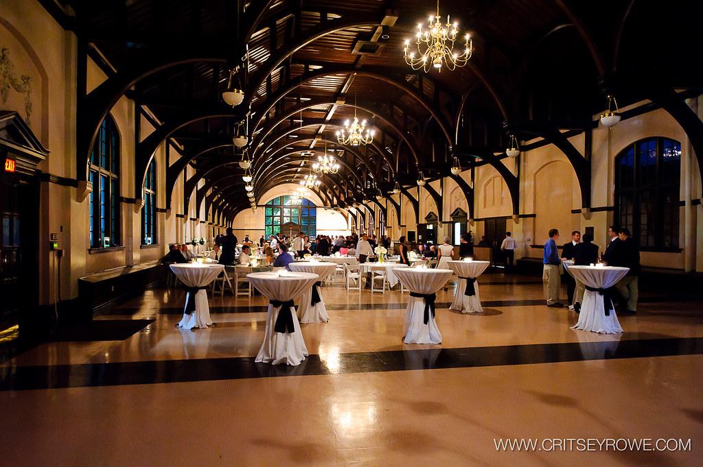McBryde Hall Reception