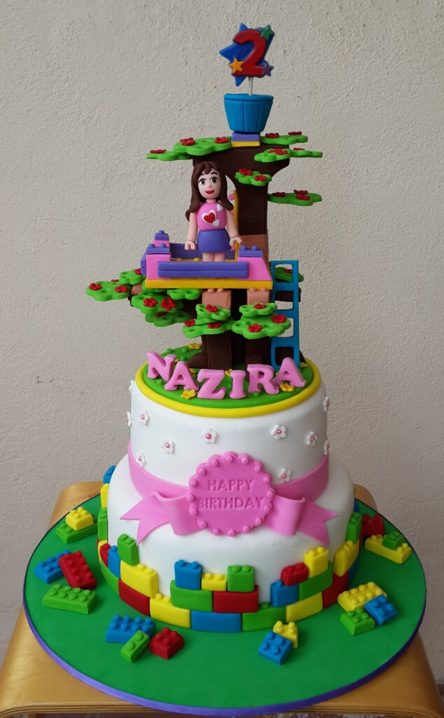 Lego Birthday Cake Pan